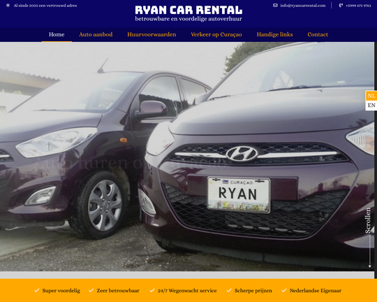 Ryan Carrental.com Logo